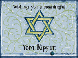 Yom Kippur Services @ St. John's Main Sanctuary