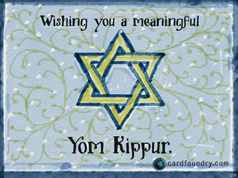 Erev Yom Kippur: Kol Nidre Service @ St. Luke United Methodist Church