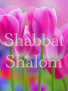 """Spirit of Shabbat: Shabbat morning service @ TBD - info will go out via Havurah emails"